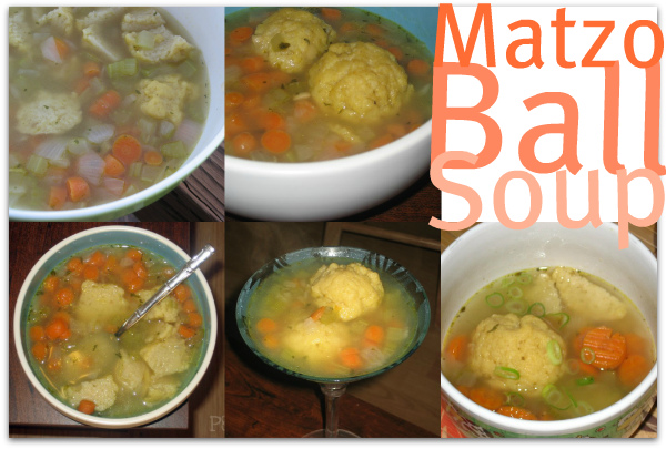 How To Make Matzo Balls