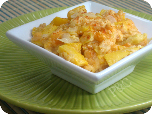 This easy cheesy squash casserole is a total crowd pleaser and a fall favorite! Try it with your holiday spread or for an easy weeknight side.