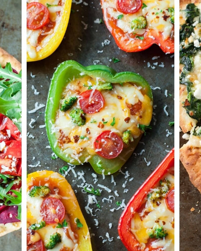Tips for a Healthy Pizza Night