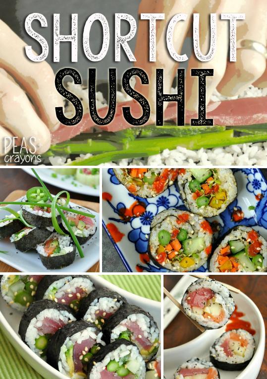 Shortcut Sushi!