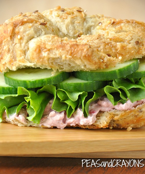 Cranberry Cream Cheese Sandwich Spread