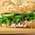Cranberry Croissant Sandwich