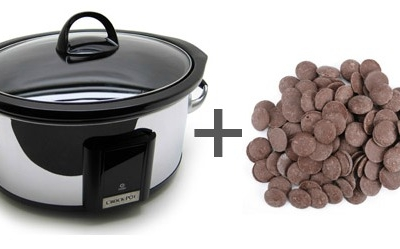 Melting Chocolate in the Crock-Pot