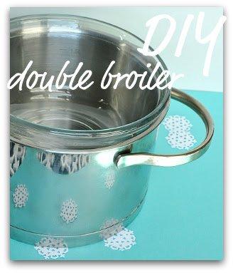 DIY double broiler photo