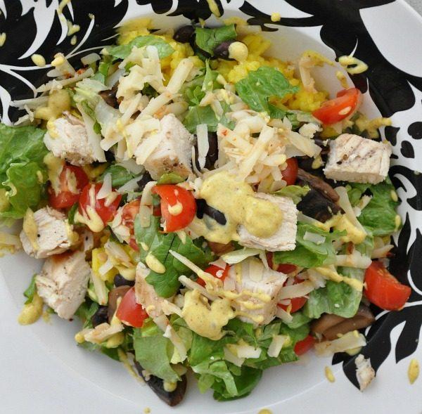 Chop Chop Kitchen: Chicken Kitchen Mexican Chop Chop Copycat