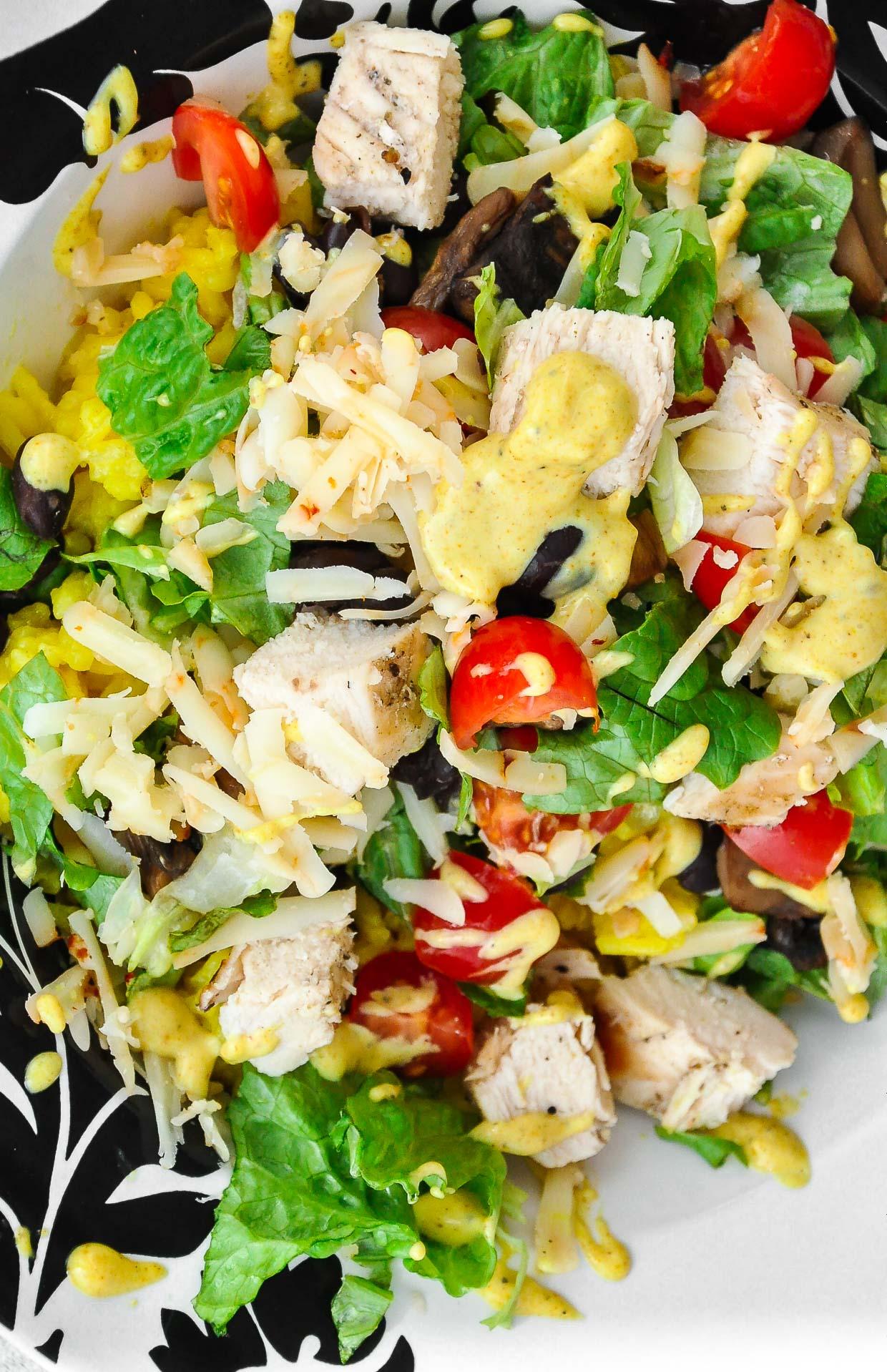 Chicken Kitchen Mexican Chop Chop Copycat