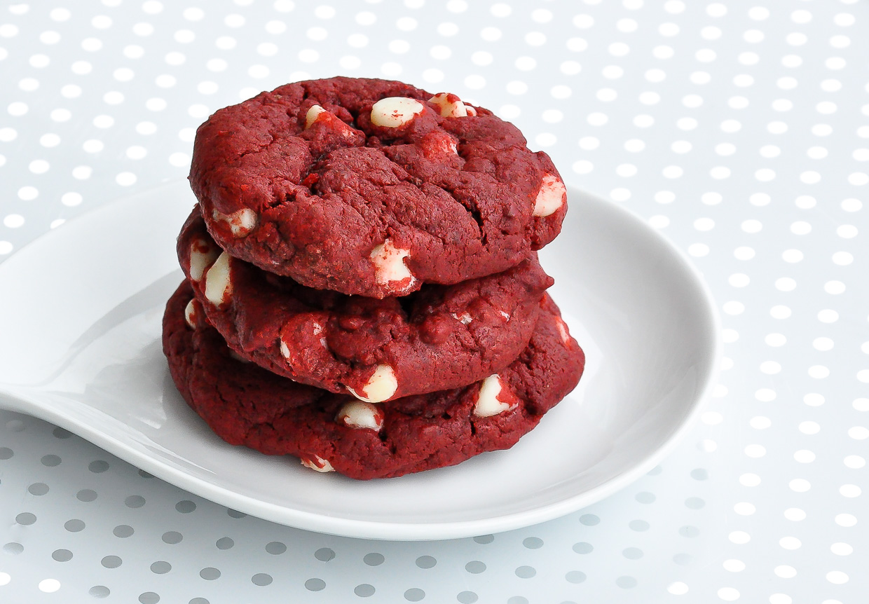 Red Velvet Cookie Recipe