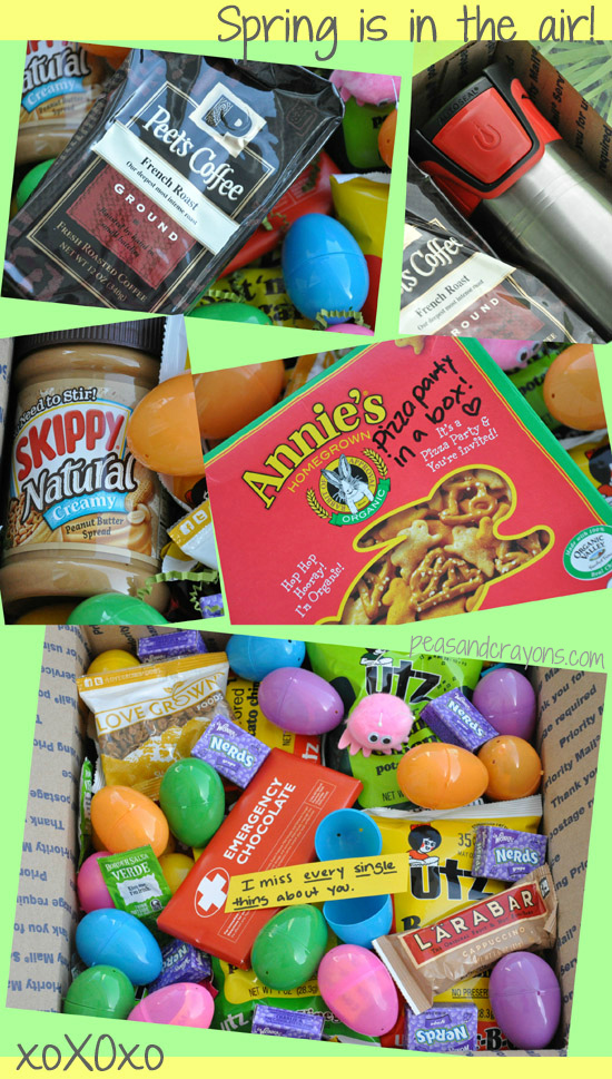 Care Package Lovin' - Military Care Package Ideas