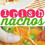 Irish Nachos :: This is the appetizer your mother warned you about! YUM!