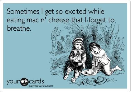 Confetti Mac and Cheese