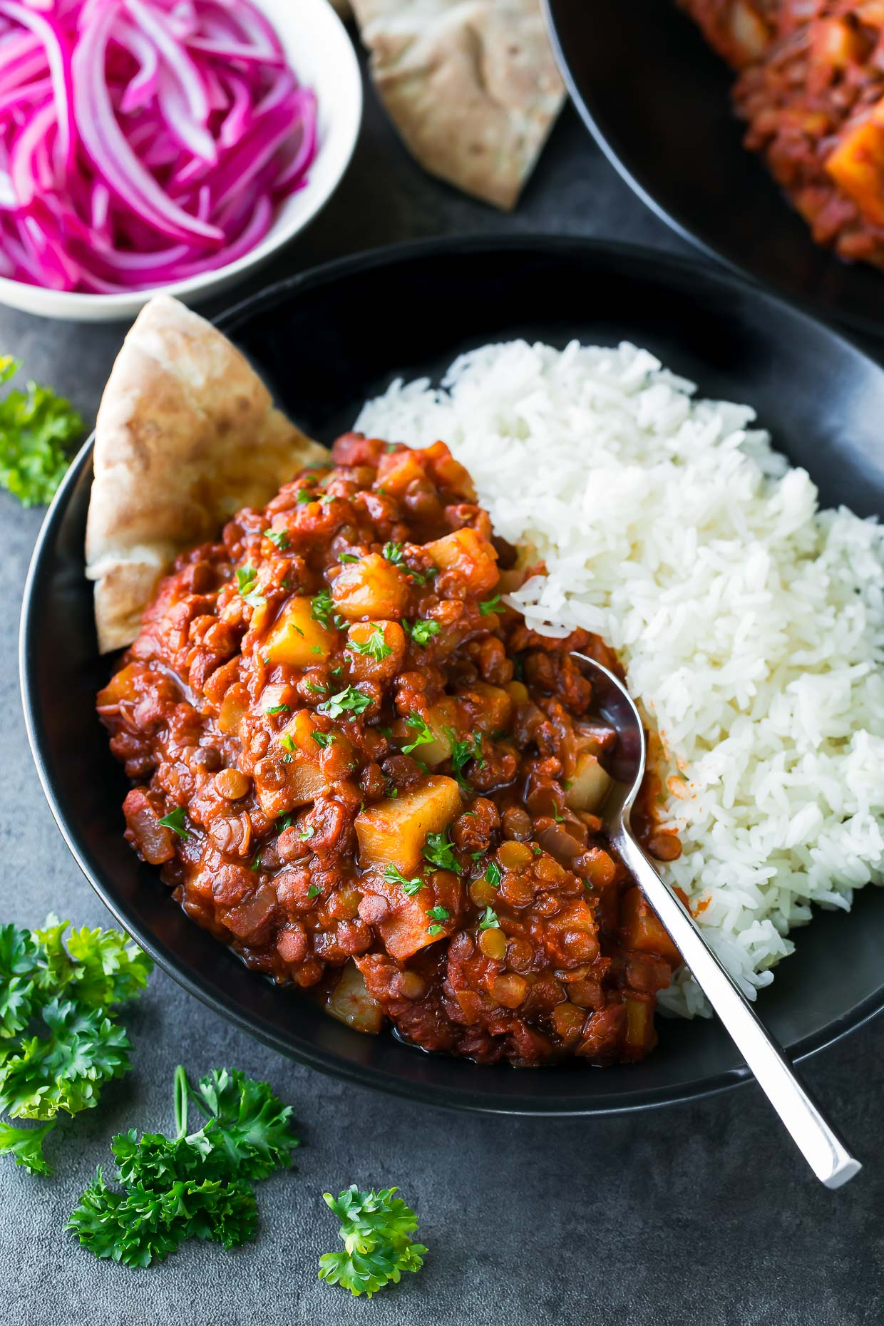 Crock-pot Madras Lentils Recipe