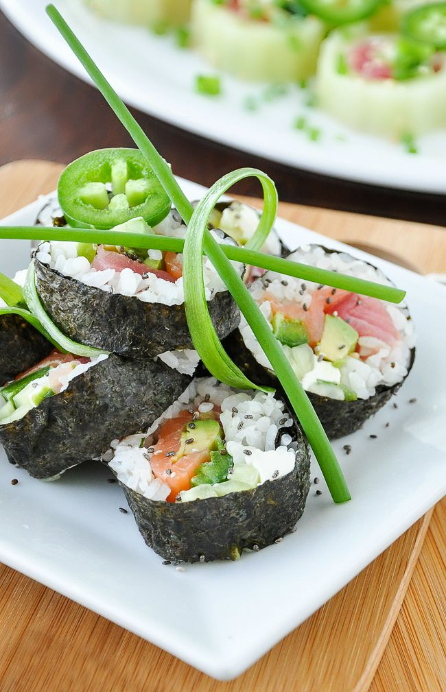 almonds and sushi homemade sushi tips tricks and toppings