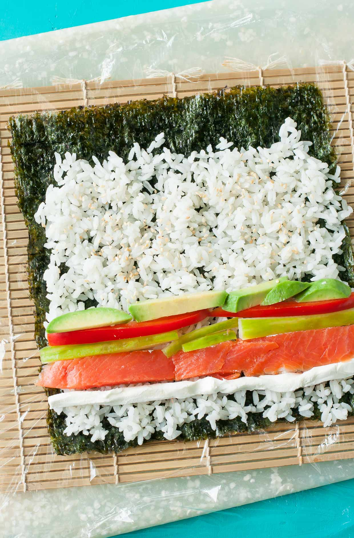 Homemade Sushi: Tips, Tricks, and Toppings! - Peas and Crayons