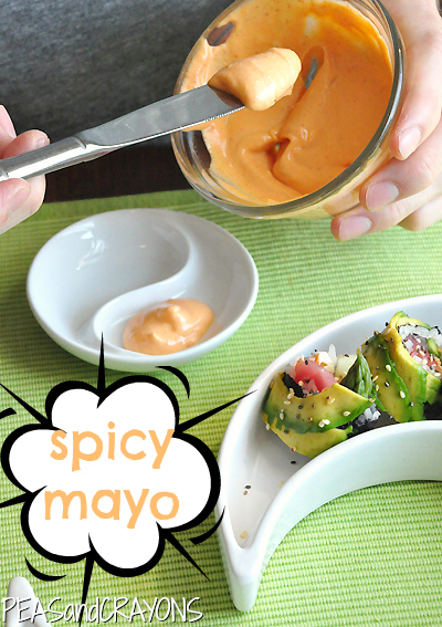 Spicy Mayo Recipe