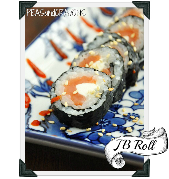 Philadelphia Roll Recipe