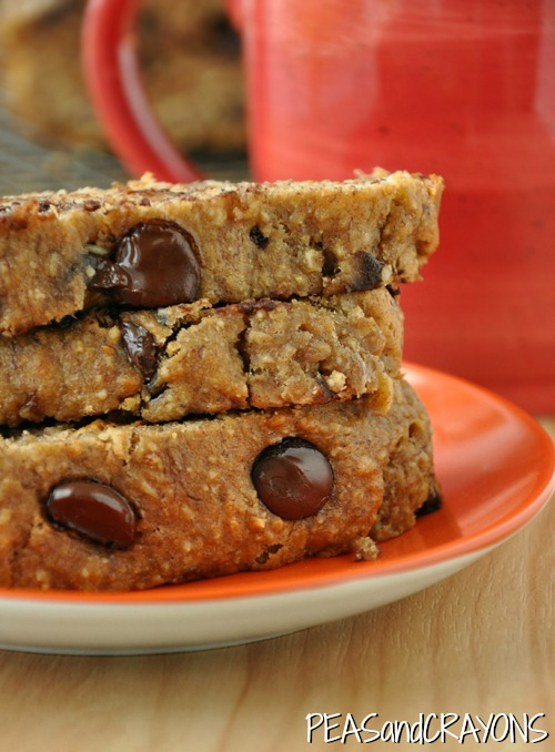 Browned Butter Chocolate Chip Banana Bread