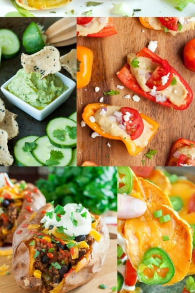 Things to eat while you're screaming at your TV: Healthy Game Day Recipes