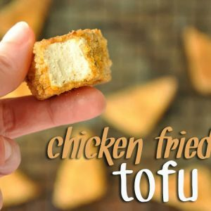Southern-Style Chicken Fried Tofu Nuggets