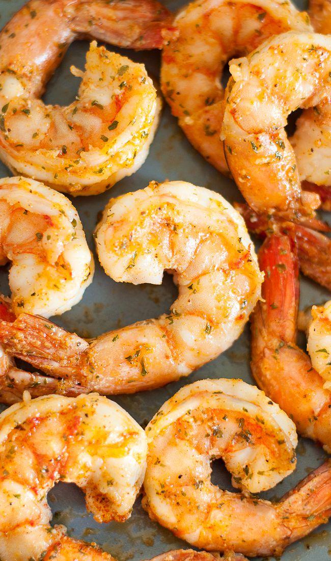 Perfect Seasoned Sautéed Shrimp