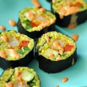 Southwest Sushi Fusion