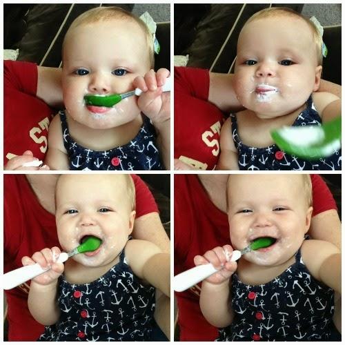 Baby Bites: Greek Yogurt