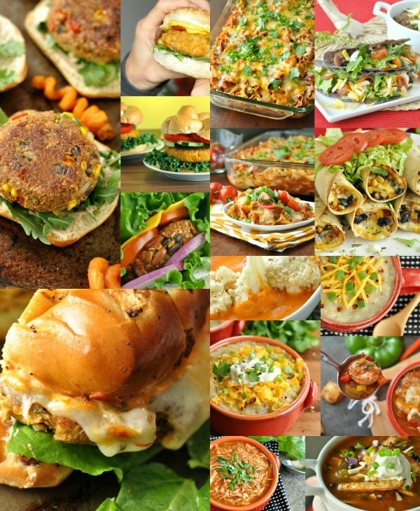 WIAW Recipe Collage