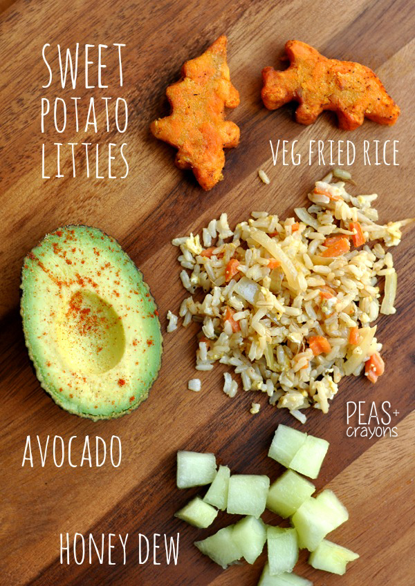 Baby Bites + Toddler Bites: Balanced Meals for Tiny Tummies