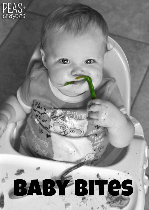Baby Bites III: yummy meals for tiny tummies