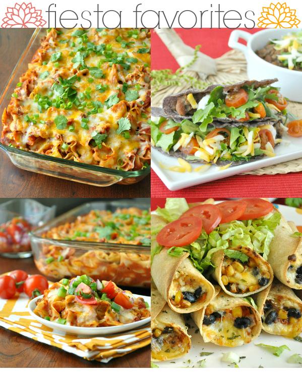 20 fabulous freezer-friendly recipes: fiesta favorites