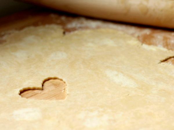 I Pie Crust Heat You
