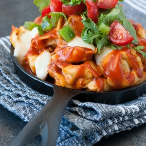 Taco-Style Tortellini
