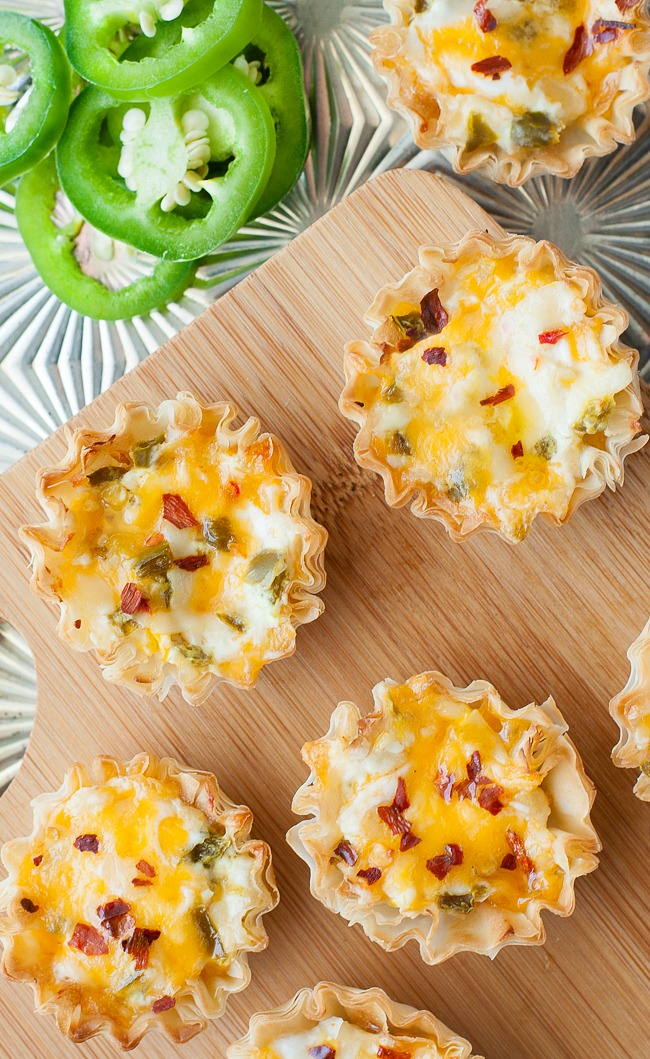 Easy phyllo cup appetizers recipes