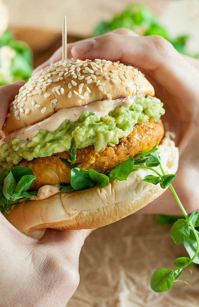 Garden Burgers Recipe Garden Ftempo