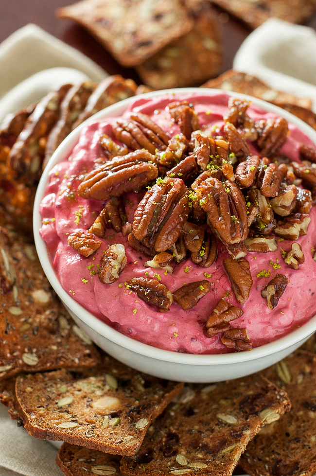 Get ready to rock your holiday spread with this wildly addictive Cranberry Dip!