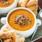 Slow Cooker Carrot Butternut Soup