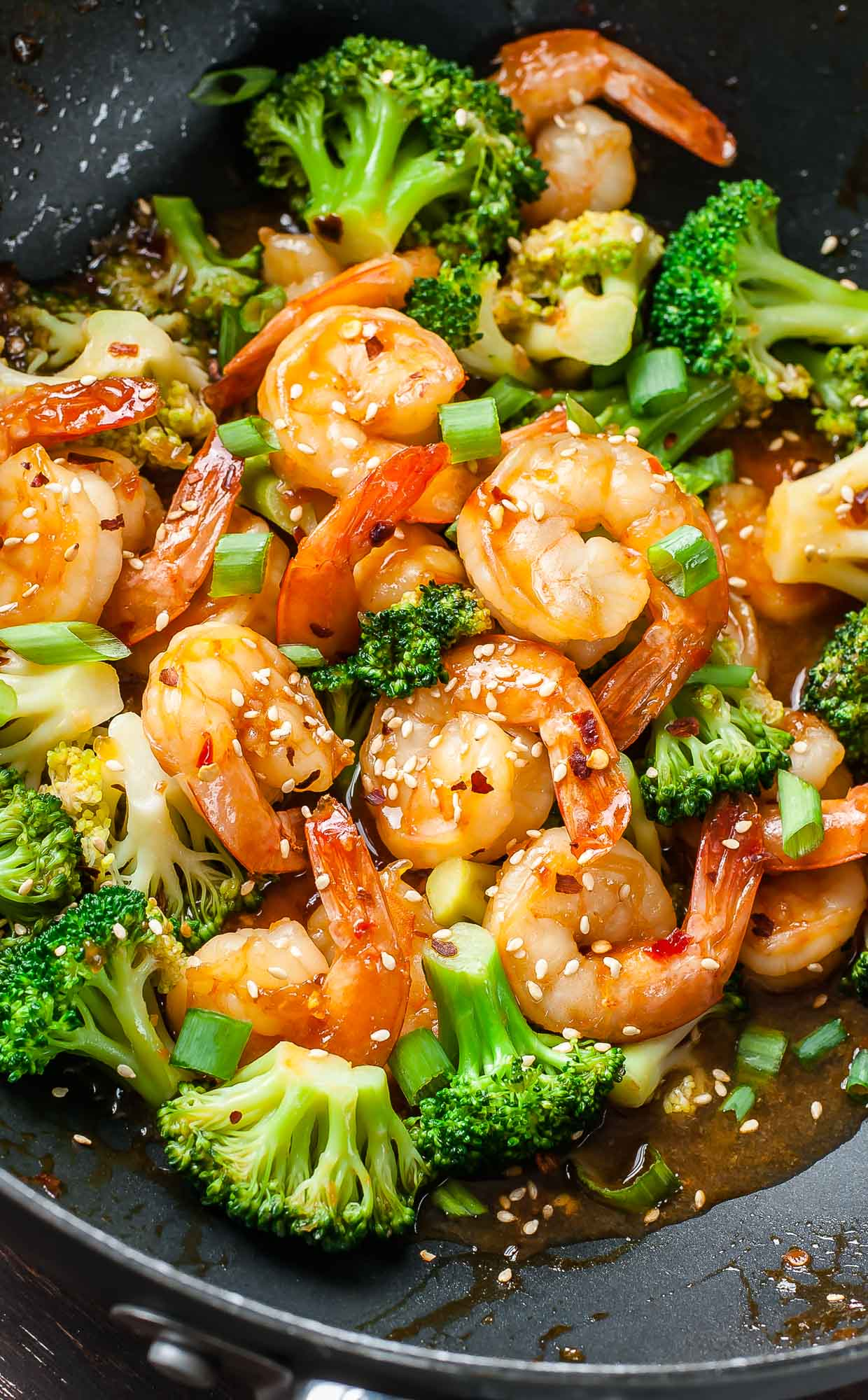 This Copycat Szechuan Shrimp And Broccoli Recipe Is Ridiculously Tasty Ready In Just 20 Minutes