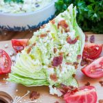 Green Goddess Wedge Salad Recipe