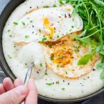 Cheesy Grits Breakfast Bowls
