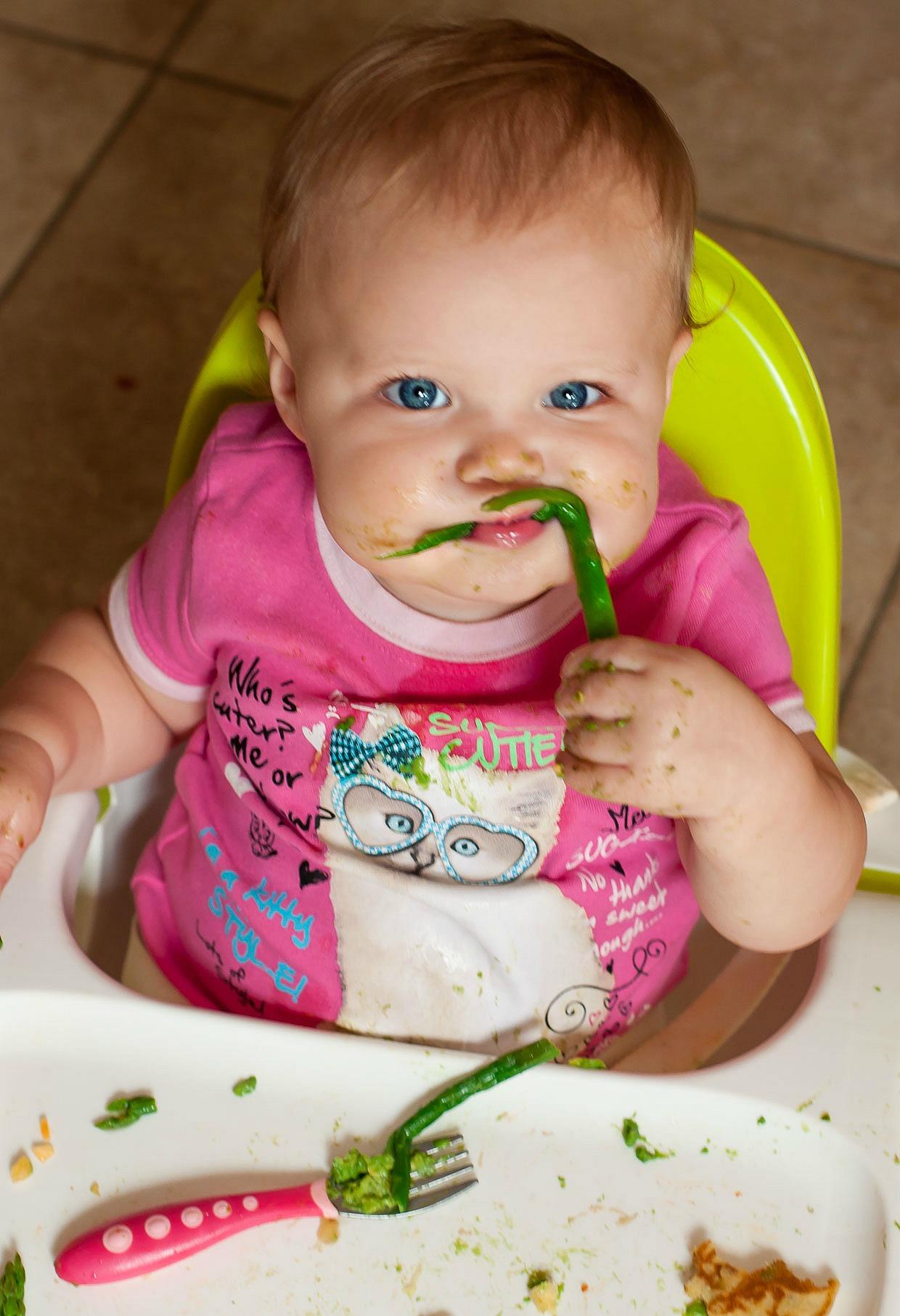 Asparagus Baby!