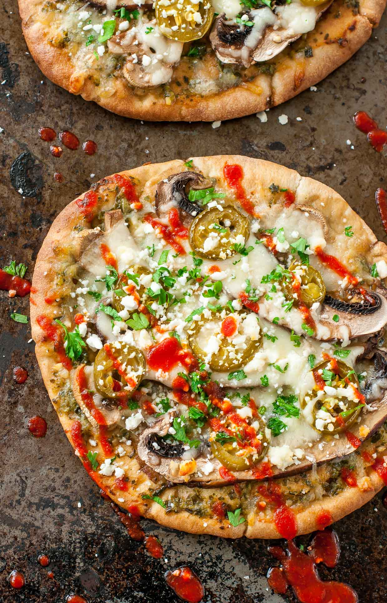 Mellow Mushroom Copycat: Magical Mystery Tour Pizza Recipe