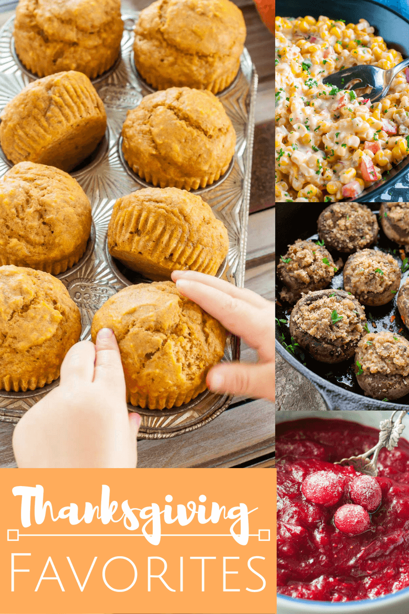 Our Family's Favorite Thanksgiving Tradition: The Recipes!