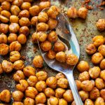 Easy Roasted Shawarma Chickpeas