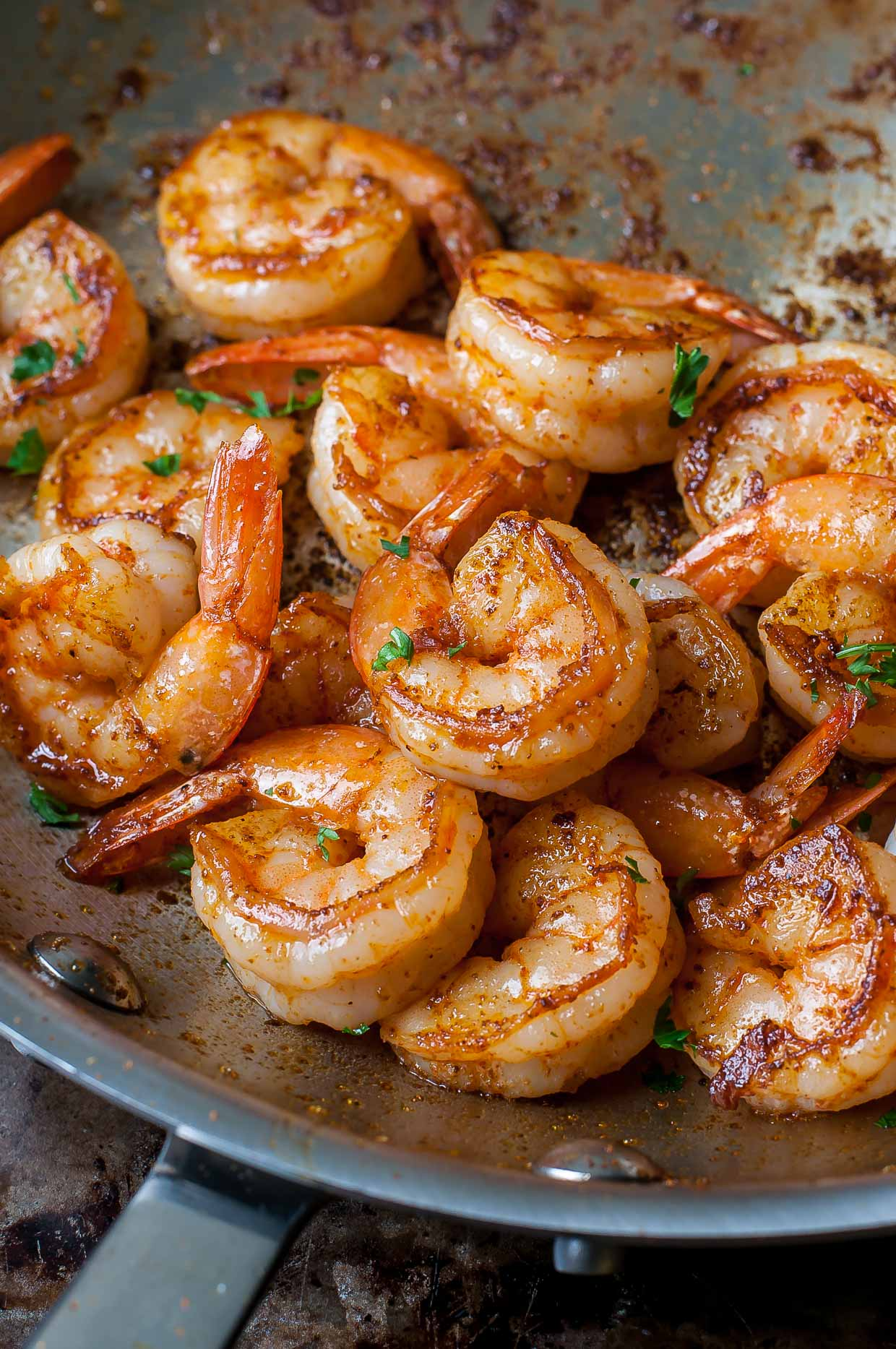 Perfect Sautéed Shrimp