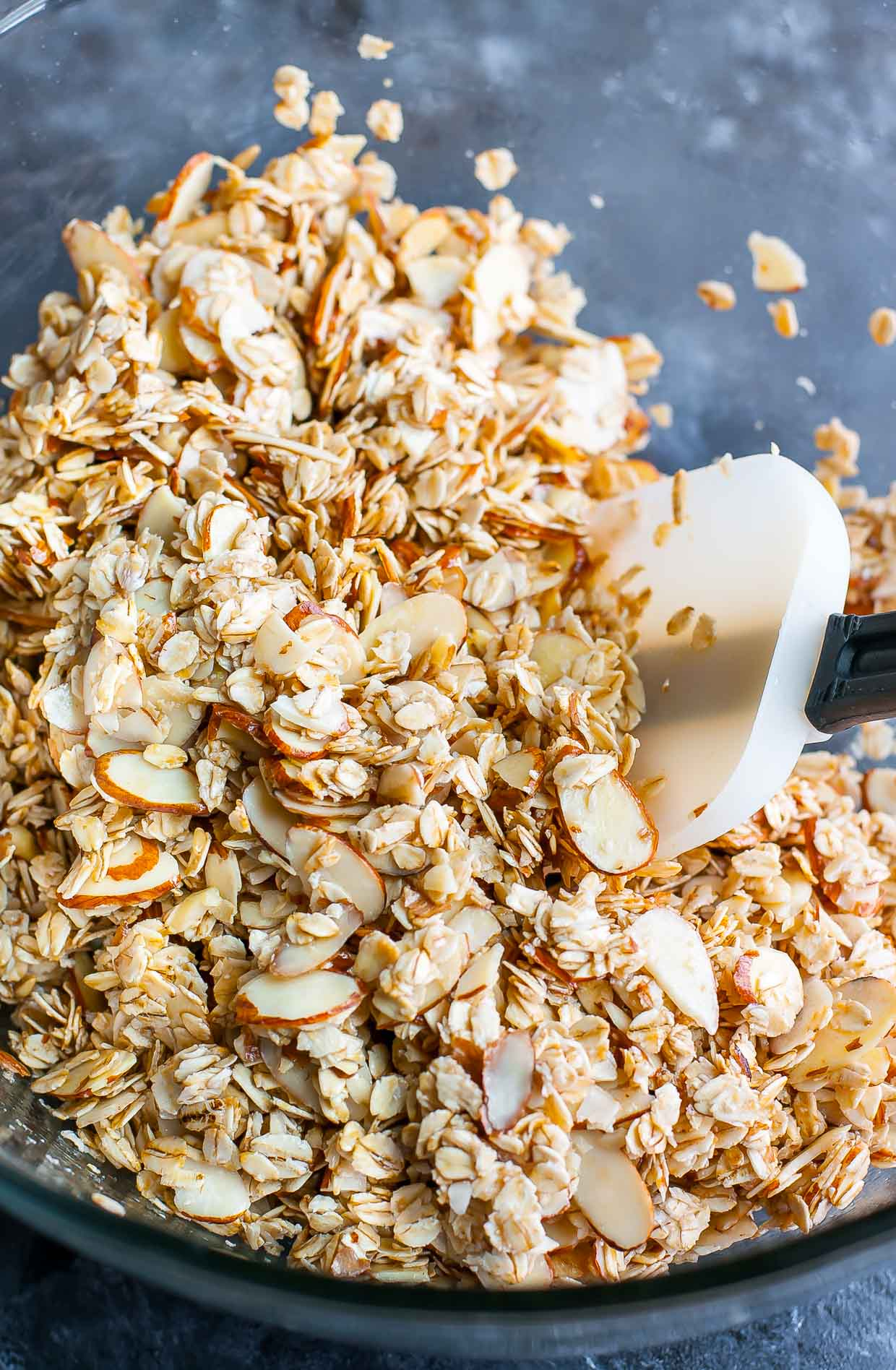 how to make homemade granola recipe