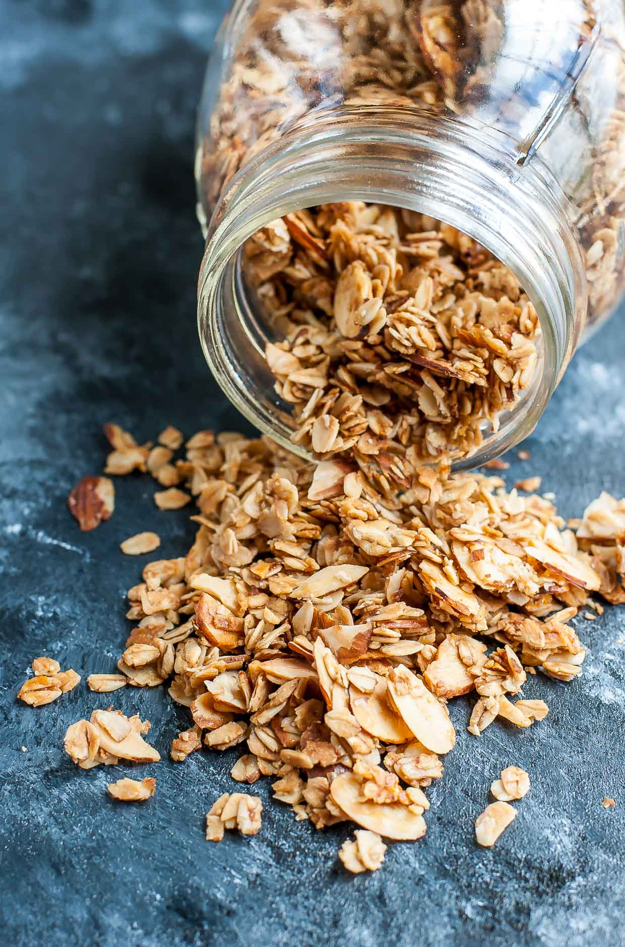 Healthy Homemade Granola Recipe - Peas