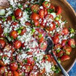 Quick + Easy Cherry Tomato Salad