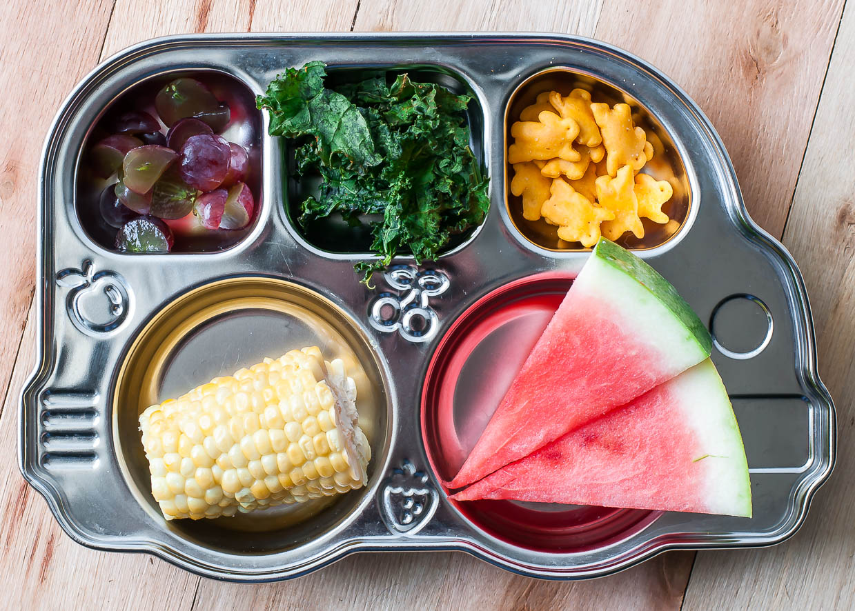 Toddler and Pre-K Lunch Ideas