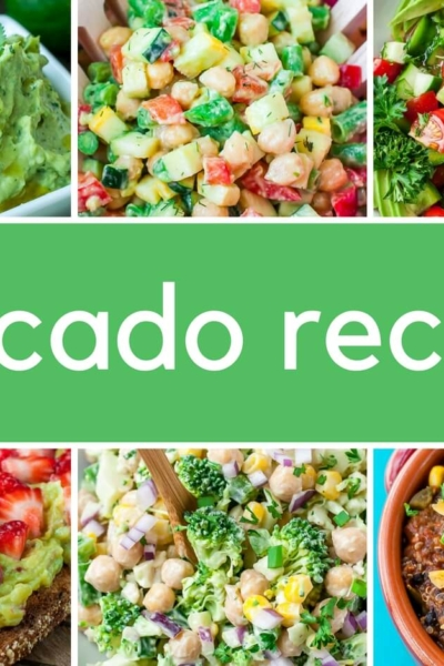 Think outside the guac! These 15 Awesome Avocado Recipes are a tasty way to green your eating routine and sneak some healthy nutrients into your favorite eats.