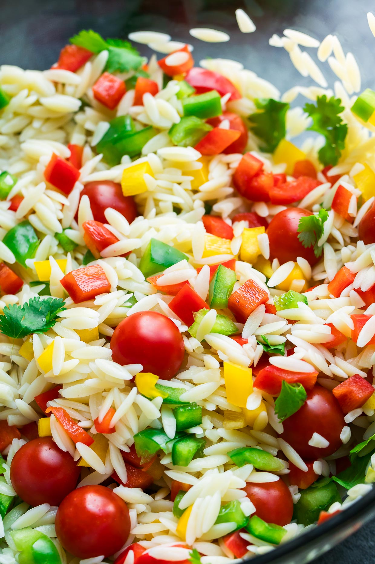 Healthy Orzo Salad Recipe