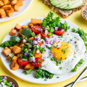 Mexican Breakfast Salad